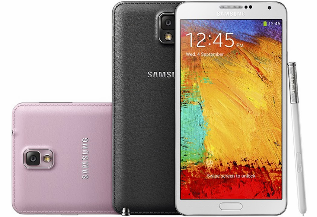 Samsung Galaxy Note 3 Neo Pic
