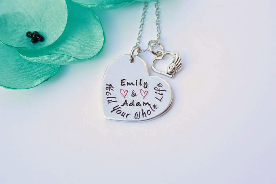 Held Your Whole Life, review, Infant and Pregnancy loss jewelry.