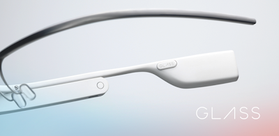 Google Glass Official Pic