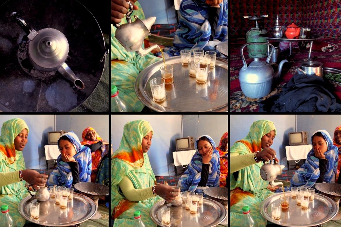 dones saharauis