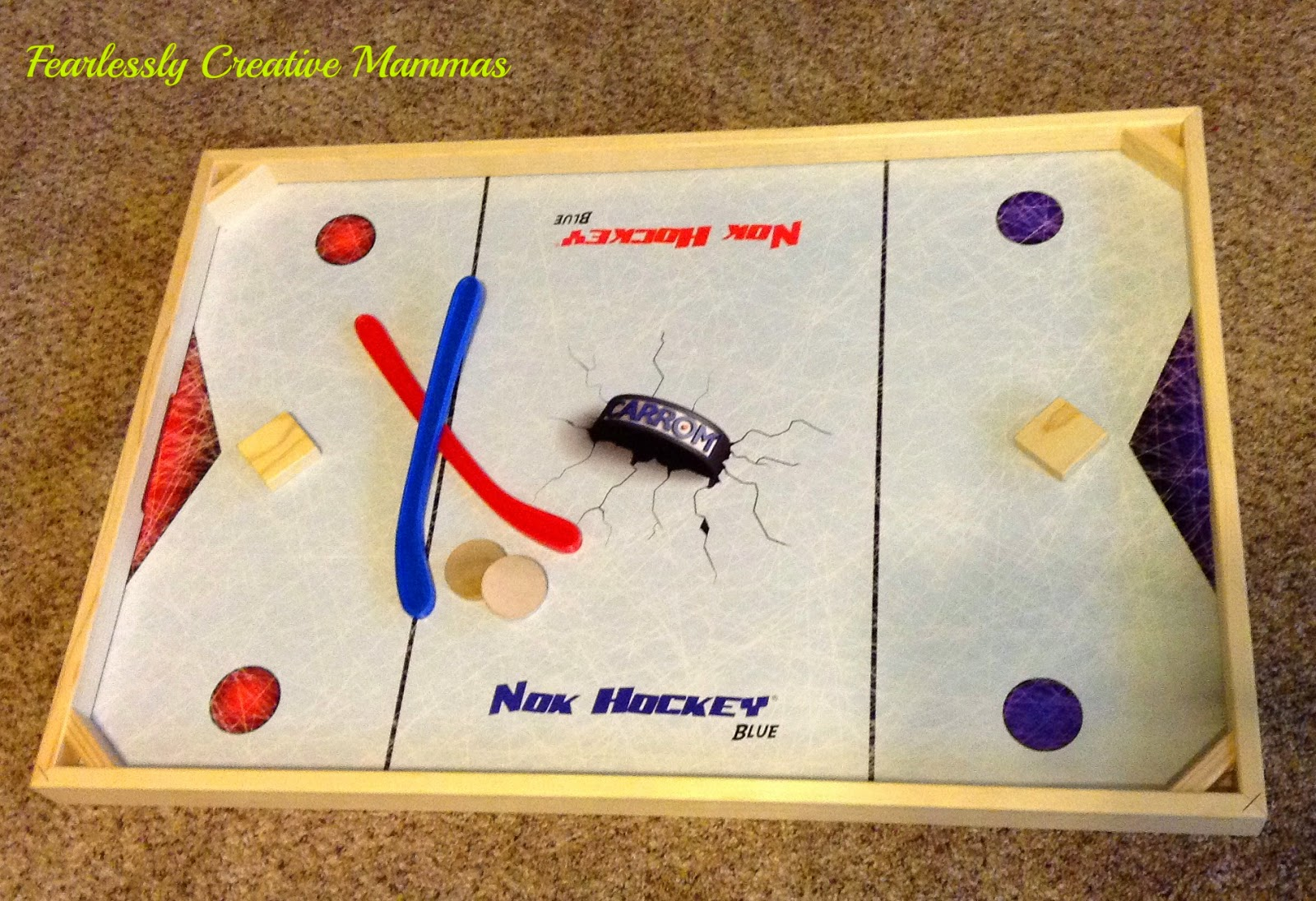 National UnPlug Night review of Nok Hockey #UnPlugwithCarrom