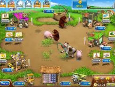 Free Download Games Farm Frenzy 2 Full Version For PC