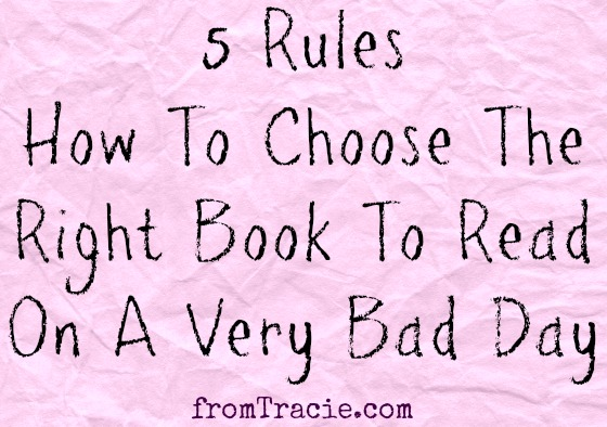 5 Rules: How To Choose The Right Book