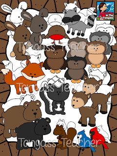 http://www.teacherspayteachers.com/Product/Forest-Animal-Friends-Clipart-Bundle-1002727