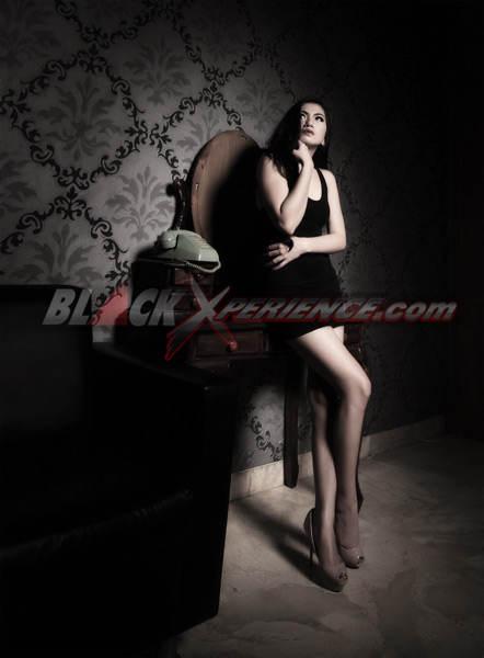 Foto Hot Model Sexy BlackXperience, Shanon Christina Lumentha - Ada Yang Asik