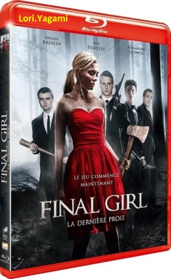 Final Girl (2015) 720p BrRip x264-YIFY