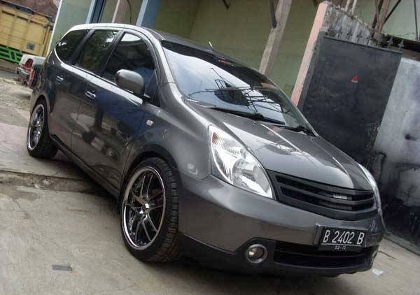modifikasi nissan grand livina