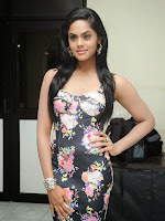 Karthika Nair photos at Telugu movie press meet-cover-photo