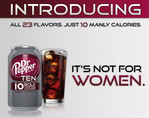 Dr Pepper 10 4/5 Stars