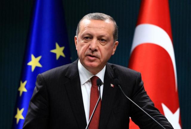Erdogan Peringatkan Partai Pro Kurdi Jauhi Terorisme