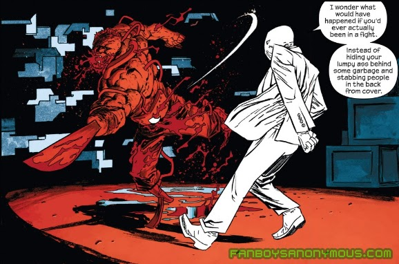 Follow Moon Knight's first case with the Skid-row Slasher in Moon Knight #2 by Doug Moench and Bill Sienkiewicz