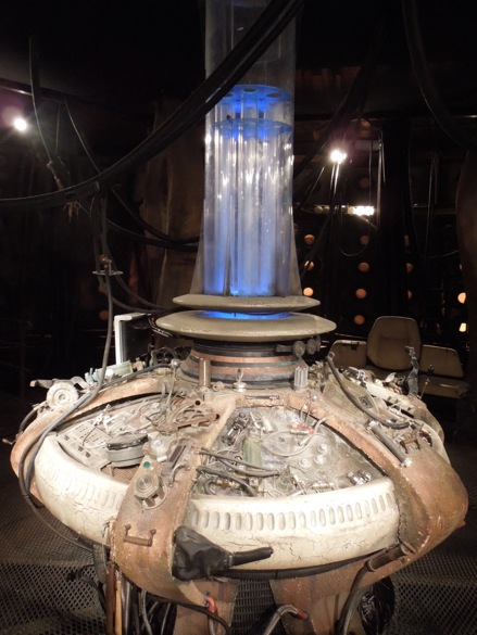 9th Doctor TARDIS interior