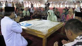 Alhamdulillah, Bella Saphira Masuk Islam