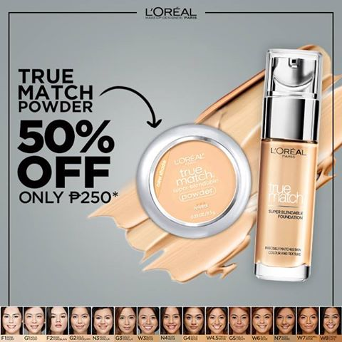 Loreal True Match Foundation Review I Found My One True Match