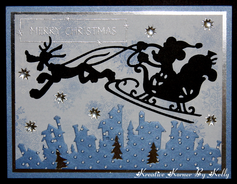 Kreative Korner By Kelly: Here\'s The Rest Of My Christmas Cards