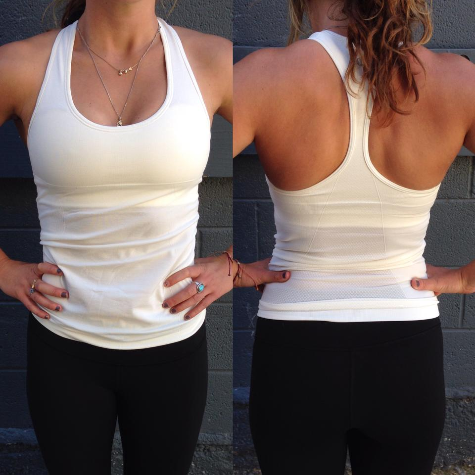 lululemon ghost ebb and flow tank