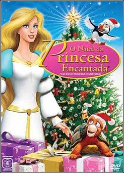 Capa - O Natal da Princesa Encantada