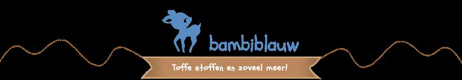 bambiblauw