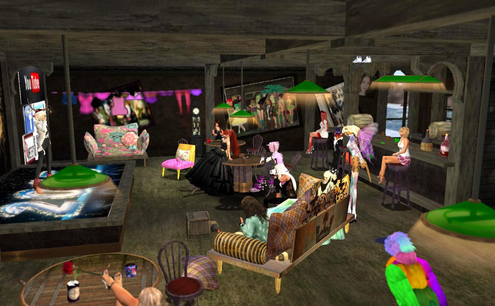 dating places in second life We provide information about available 3d chat worlds and virtual life games for teenagers we feature fun and cute pet and animal virtual worlds, virtual chat and multiplayer worlds, fashion worlds and more some teen worlds are educational, some are anime, or fantasy, or only for girls.
