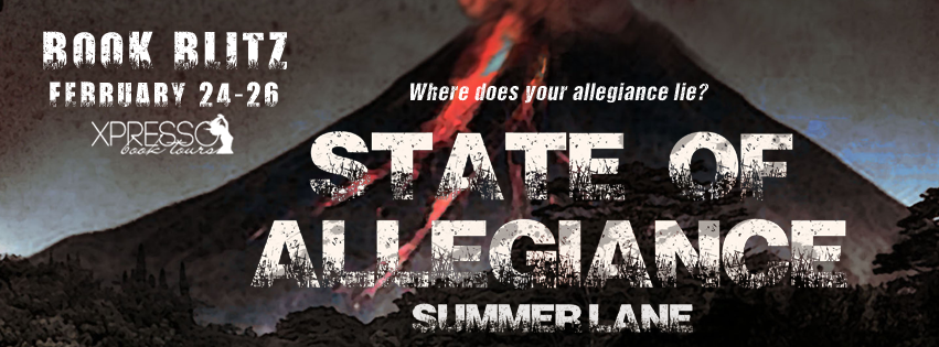 State of Allegiance Book Blitz