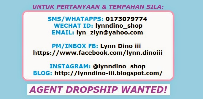 Lynn Dino's Shop 0173079774