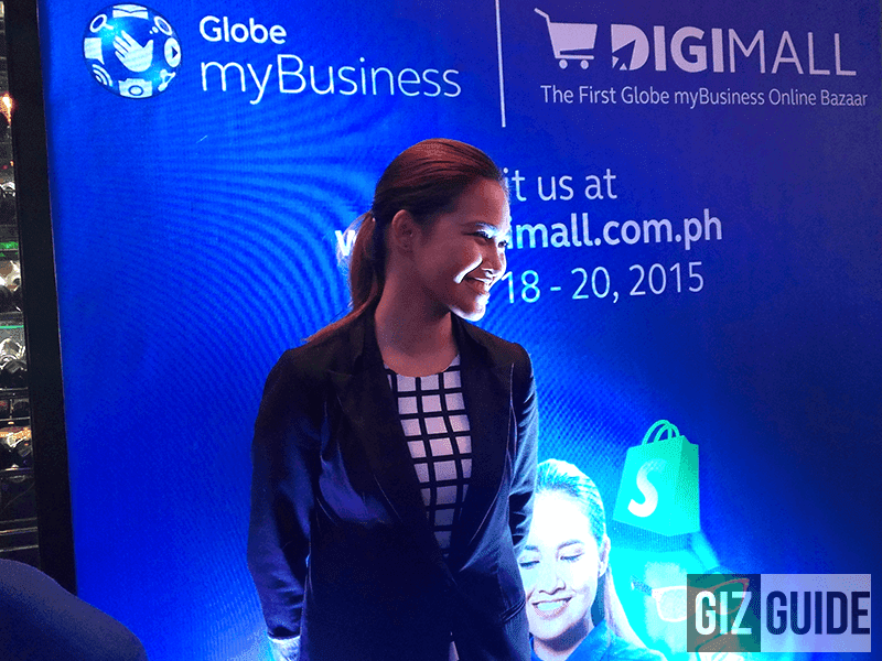 Globe myBusiness Launched First Holiday Online Bazaar Via DigiMall!