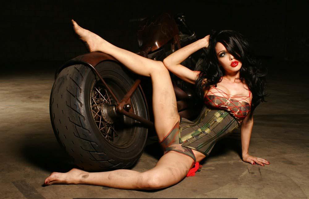 Feliz Cumpleaños Fontgi! Bike%2BAnd%2BGirl%2BWallpaper%2B%25282%2529