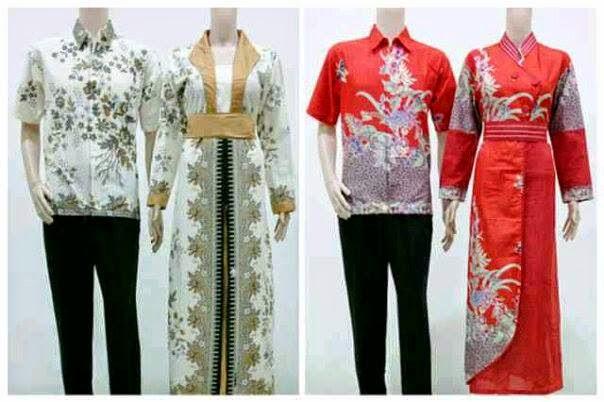 Baju Batik Sarimbit Pasangan Seragam Keluarga Baju Batik