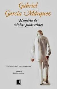 Joana leu: Memória de minhas putas tristes, de Gabriel Garcia Marquez