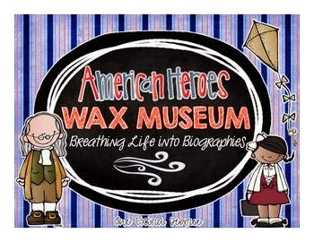 http://www.teacherspayteachers.com/Product/Wax-Museum-Biographies-Bringing-History-to-Life-121614