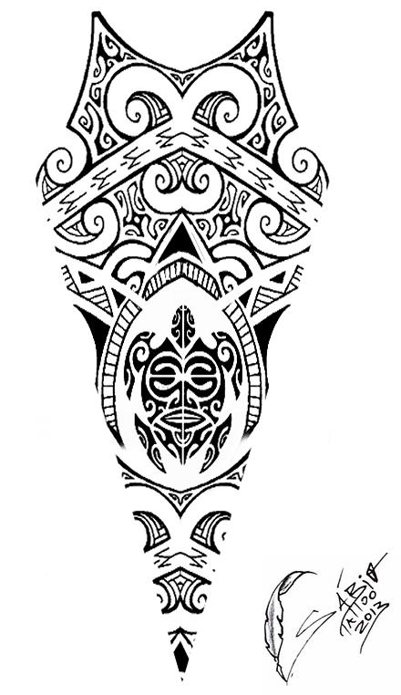 Maori Tattoo Significado Awesome Marquesan Tattoos For Men And