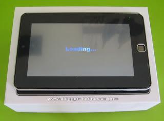 FOTO dan Spesifikasi Tablet G Sedo WM 8650