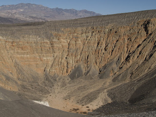 Crter Ubehebe en Death Valley