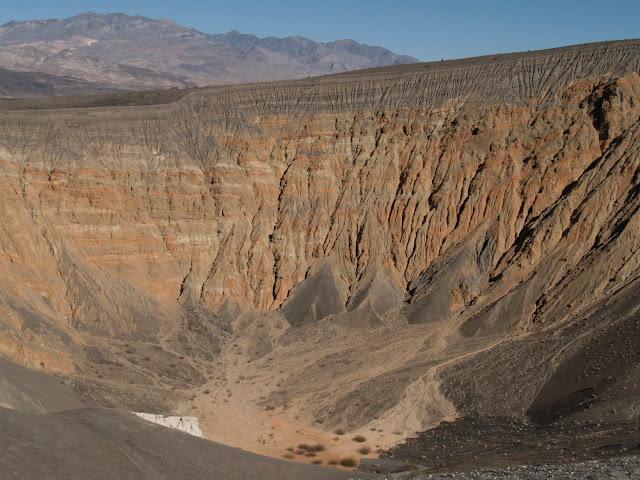 Cráter Ubehebe en Death Valley