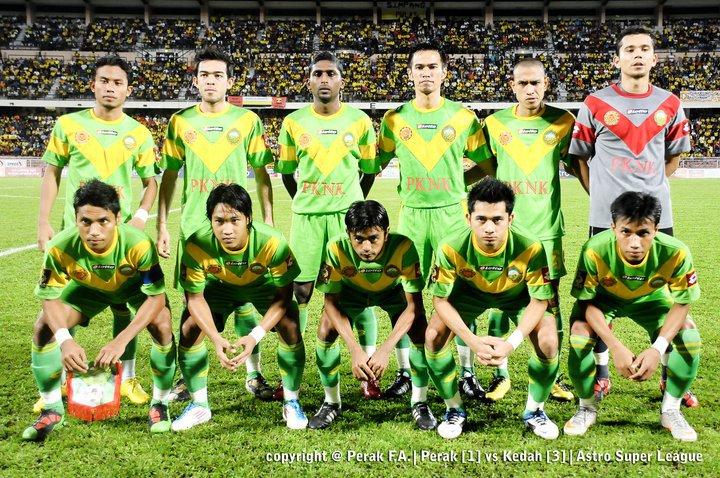 Senarai Penuh Pemain Kedah 2012