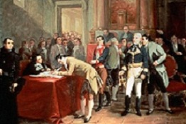 5 DE JULIO DE 1811 FIRMAN EL ACTA DE INDEPENDENCIA