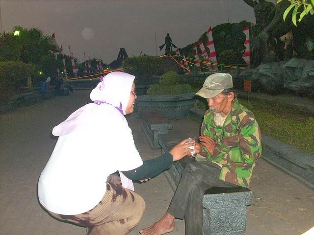 Veteran Yang Di Terlantarkan Sebatang Kara