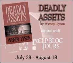 Wendy Tyson on tour