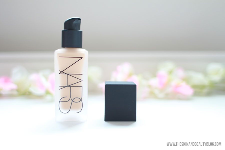 NARS All Day Luminous Weightless Foundation Punjab NC30 Review
