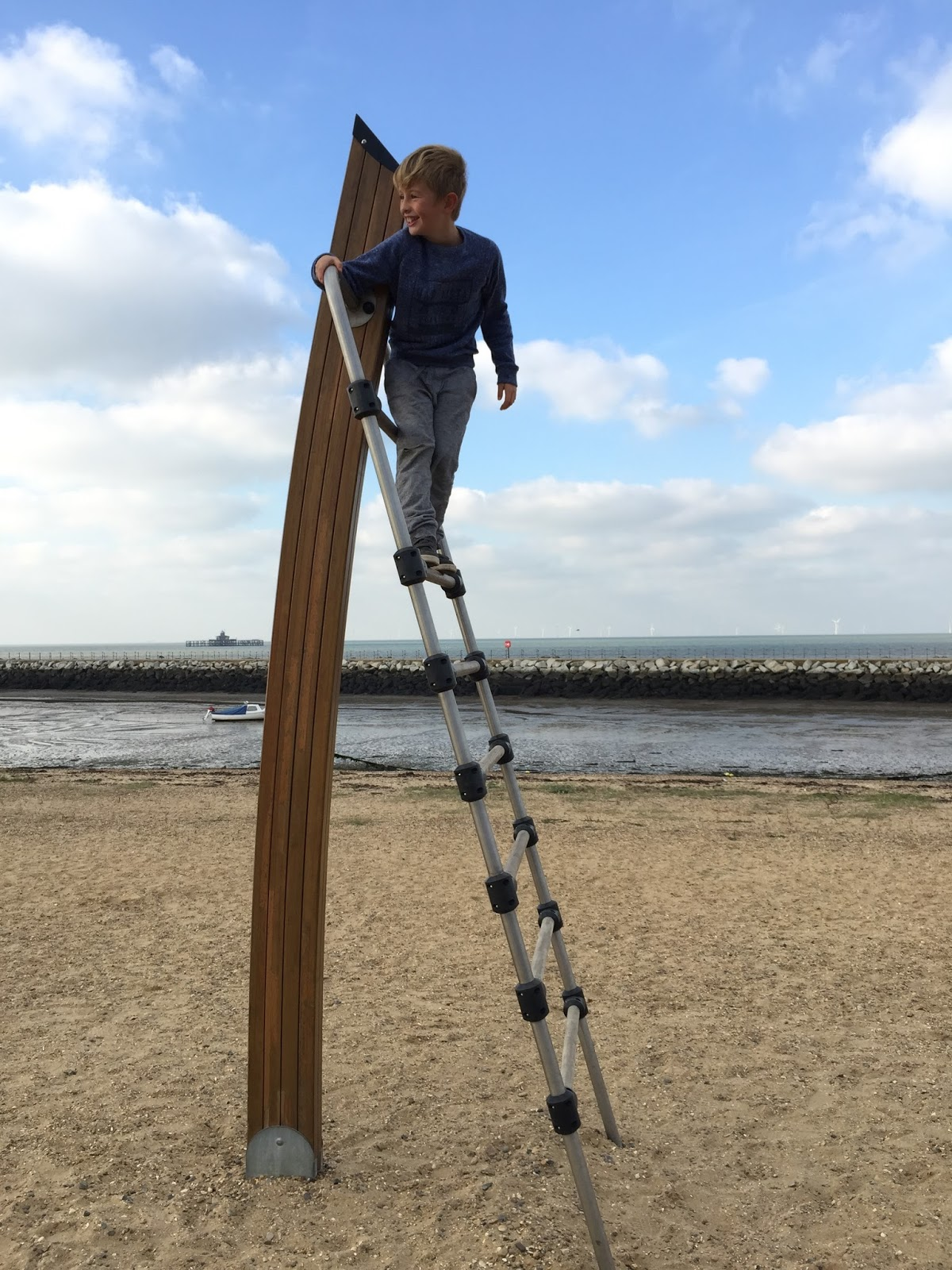 Mummy 39 S Little Blog Days Out Herne Bay In October