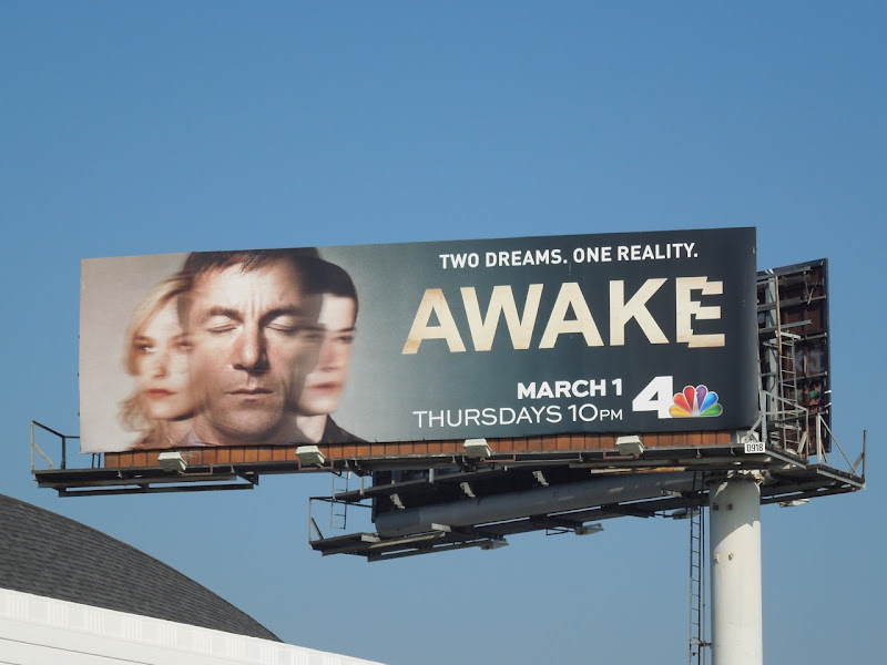 Awake NBC billboard