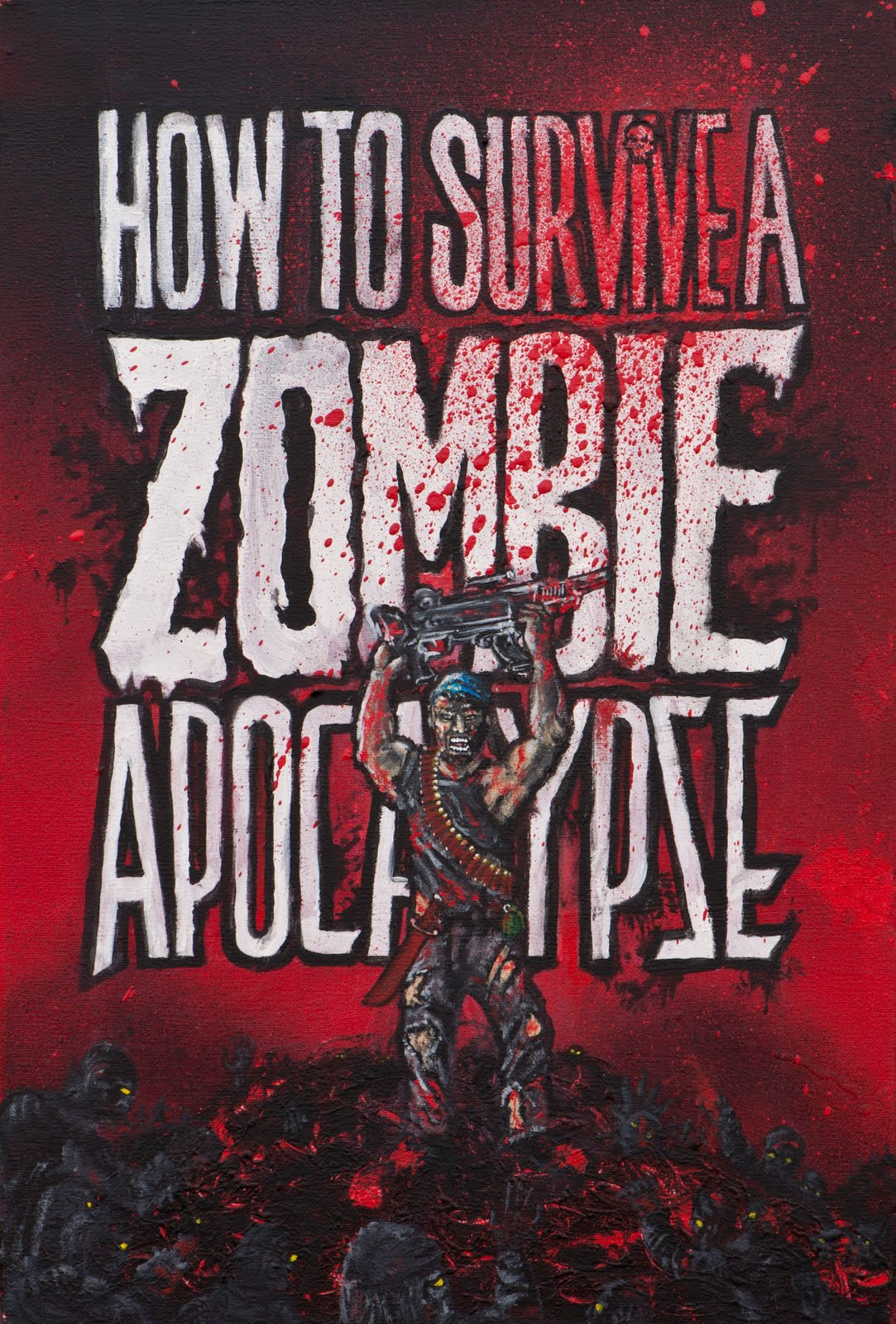 how to survive a zombie apocalypse 2014/10/31  it's not a matter of if, but a matter of when the zombie apocalypse in the walking dead makes it one of the most i.
