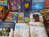 Exposición libros Pedagogía