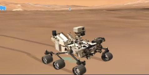 A última Missão Marte encontrou materiais terráqueos no Planeta