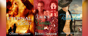 Books by Bonni Sansom - Click on Picture to Buy