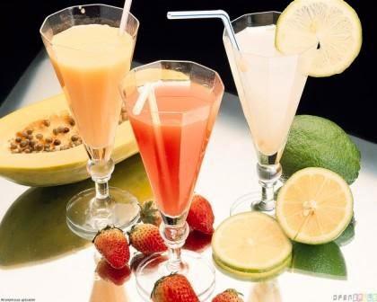 resep jus buah segar