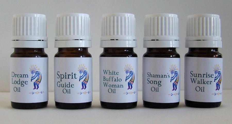 The Medicine Oils