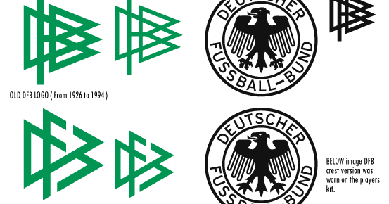 football teams shirt and kits fan font and logo germany world cup 1994. Black Bedroom Furniture Sets. Home Design Ideas