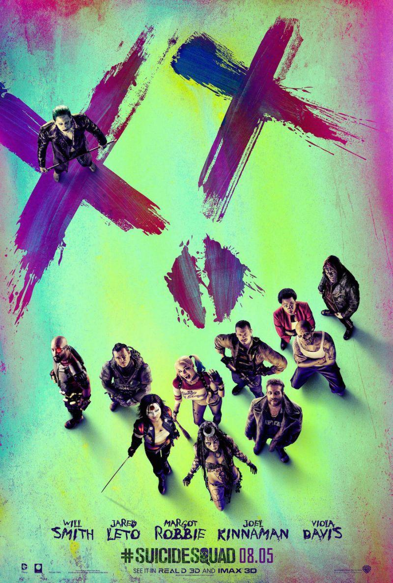 Poster de Suicide Squad