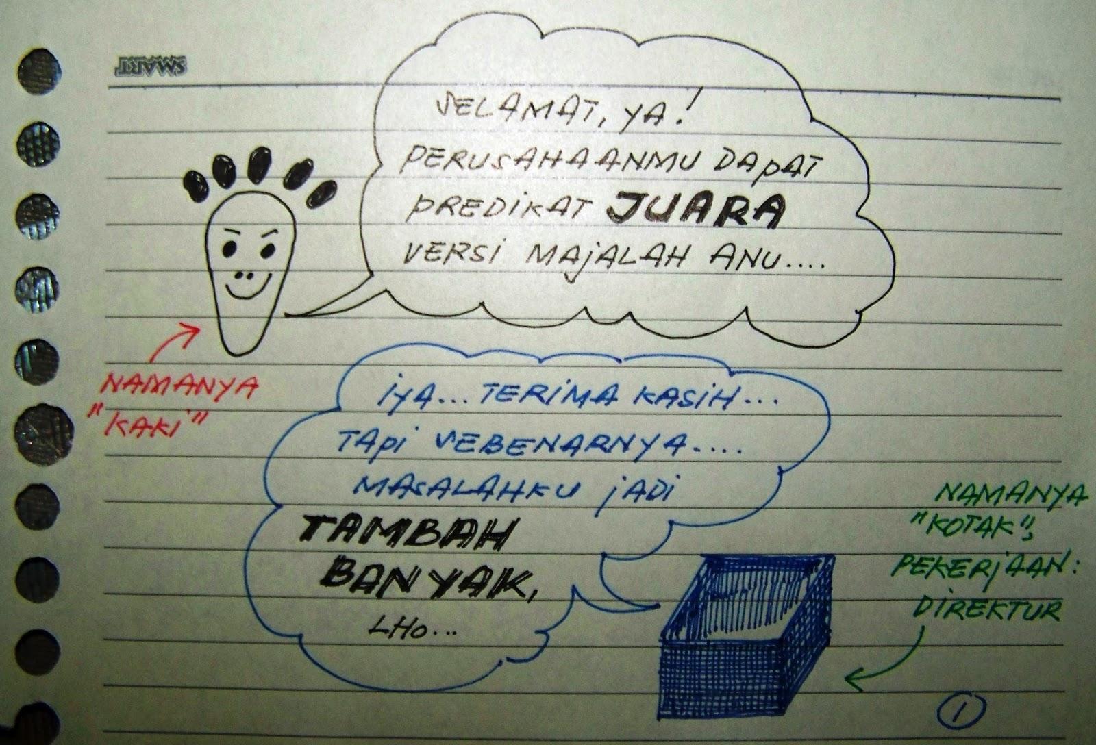Karikata Karikatur Dalam Kata Kata Bas Bis Bus Dulu Paimin3000
